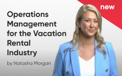 Operations Management for the Vacation Rental Industry