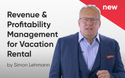 Revenue & Profitability Management for the Vacation Rental Industry