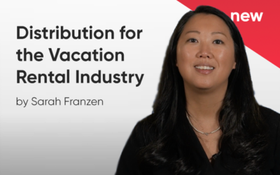 Distribution for the Vacation Rental Industry